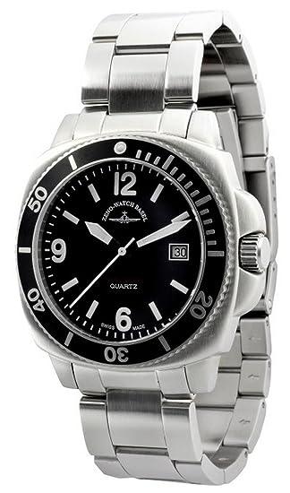 Zeno-Watch Reloj Mujer - Diver Look - 440AQ-a1M