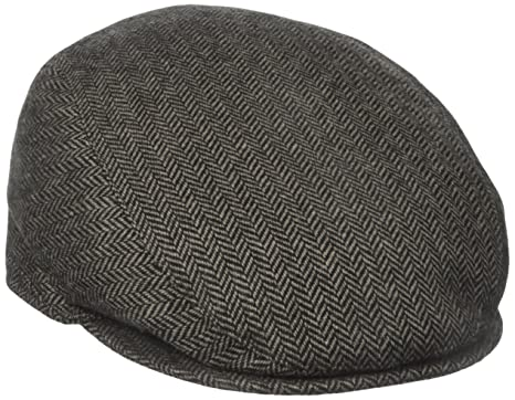 Stetson Men s Wool Herringbone Ivy Cap at Amazon Men s Clothing store  57ff187df59