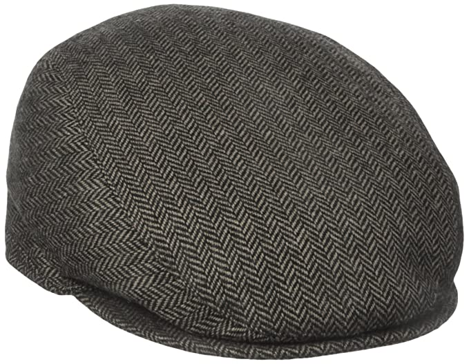 3ba95e4b564 Stetson Men s Wool Herringbone Ivy Cap at Amazon Men s Clothing store