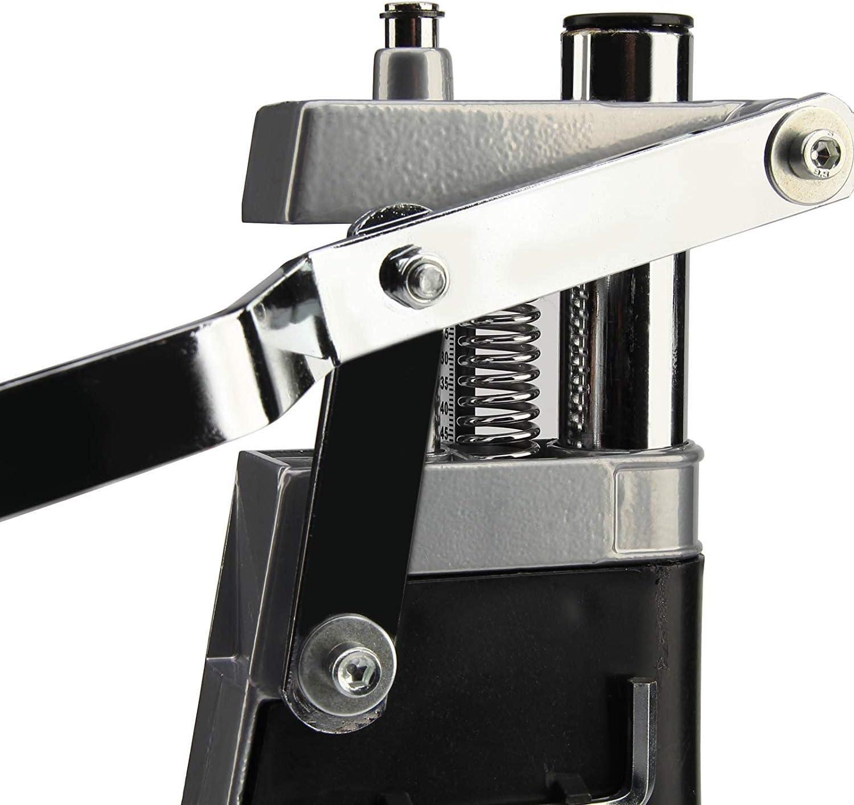 DHOUTDOORS Support pour Perceuse /à Colonne Outil de R/éparation dEtabli de Support de Perceuse /à Colonne de Serrage pour Percer La Base en Aluminium