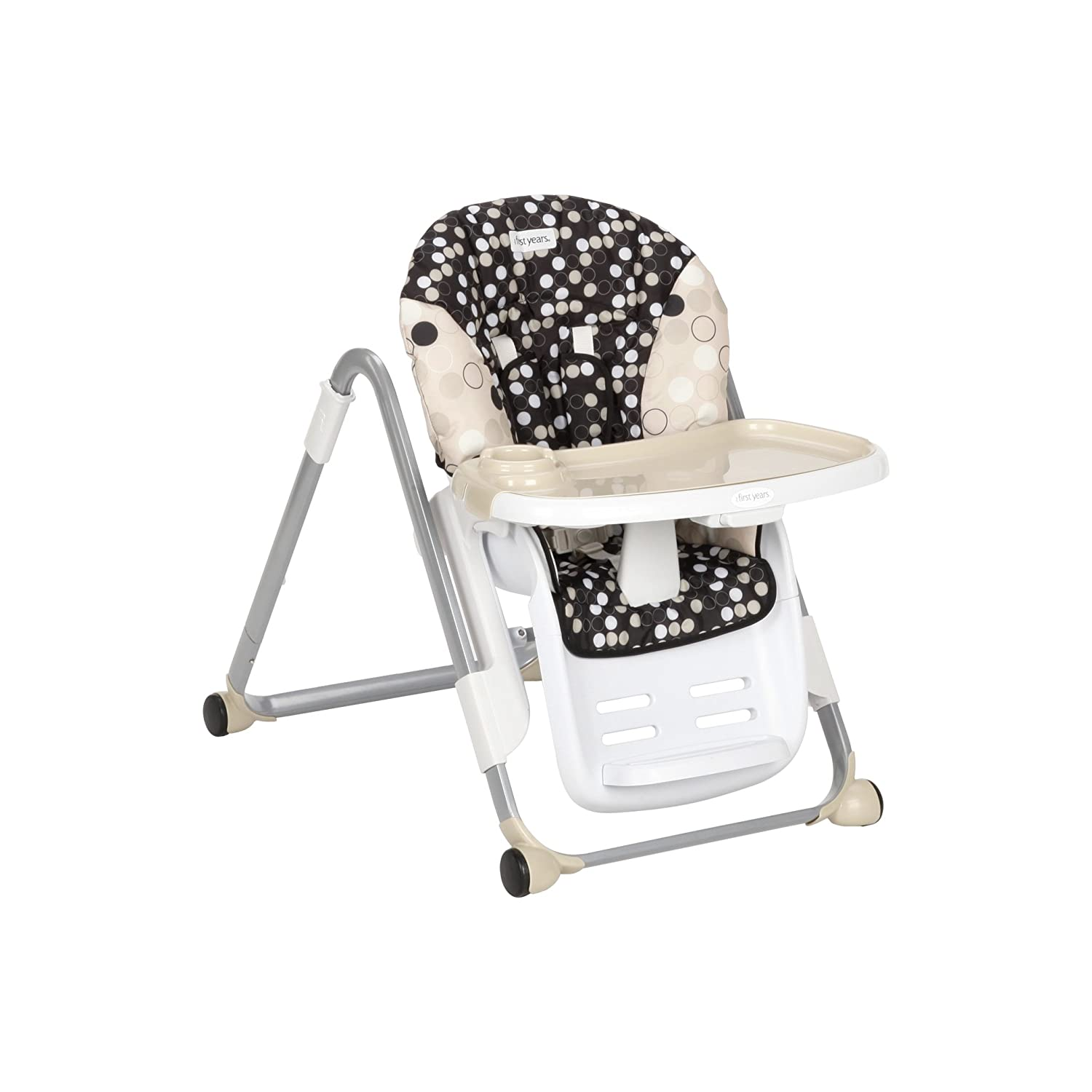 Amazon The First Years Family Time High Chair Black and