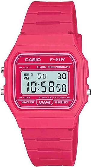 c43f2c2f2e23 Casio Reloj Analógico para Hombre de Cuarzo con Correa en Resina HC-26   Amazon.es  Relojes