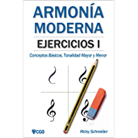Armonía Moderna, EJERCICIOS I: Conceptos Básicos, Tonalidad Mayor y Menor