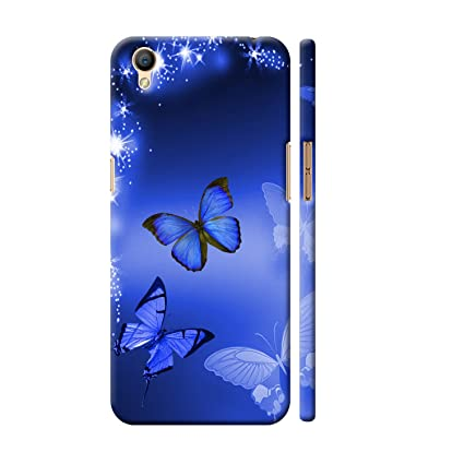 official photos 1610b 7c235 Clapcart Oppo A37F / Oppo A37 Designer Printed Back: Amazon.in ...