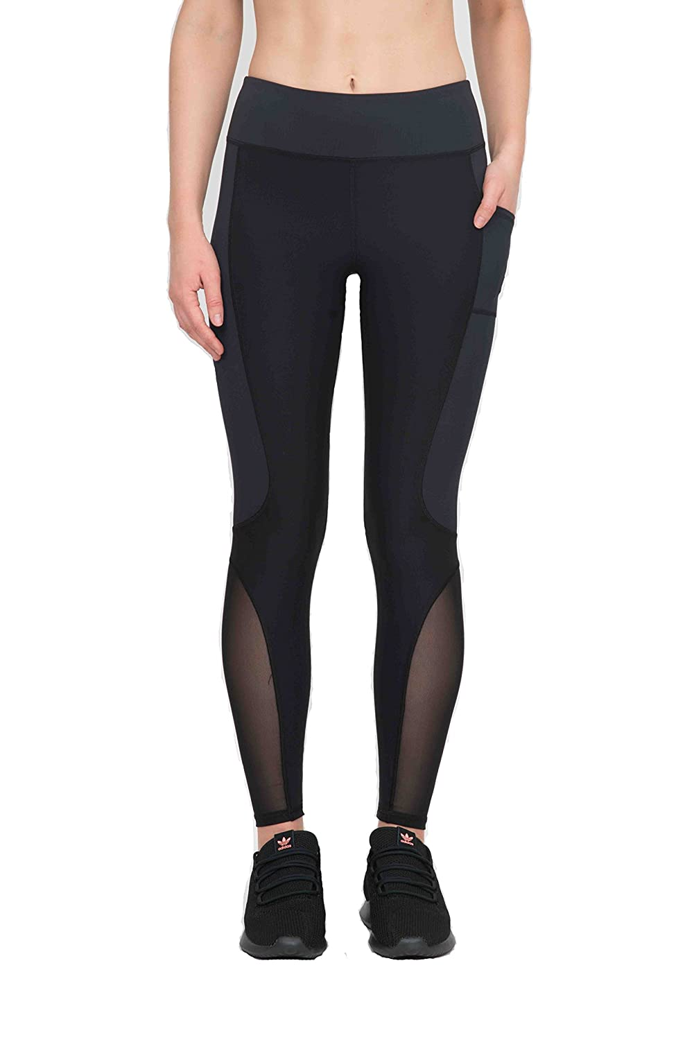 3714a673ea FLEXIBLE ATHLETIC WEAR – These trendy yoga legging pants are your perfect  companion for working out in the gym or taking a class. Be it running,  yoga, ...