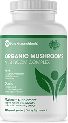 Pure Mushroom Supplement