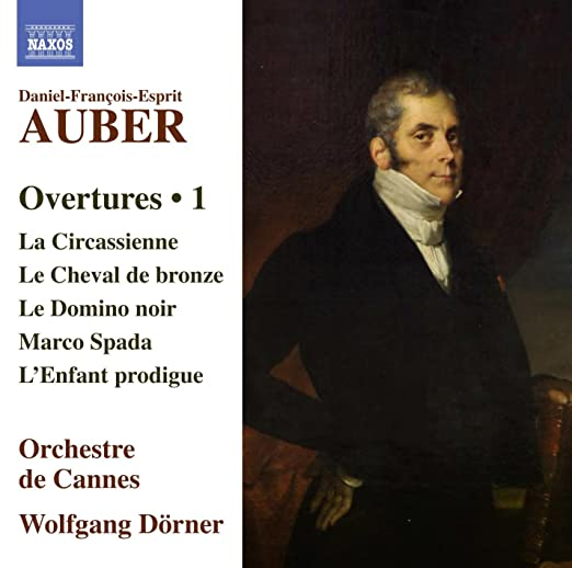 Auber - opéras 717kz4ZIR4L._SX522_