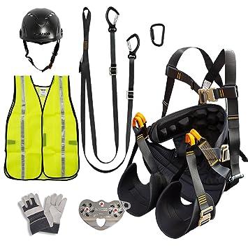 FUSION Climb Pro Juego de cinturón de Seguridad para Corral Juego ...