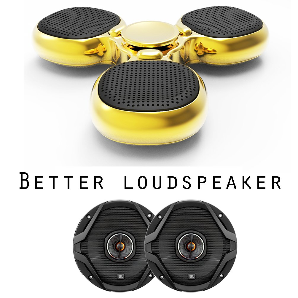 3c53371945733 Amazon.com: YJY Fidget Spinner Bluetooth Speaker with Hands-Free ...