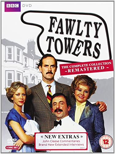 Fawlty Towers Complete Collection Remastered Collection の商品写真