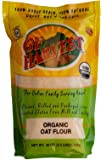 GF Harvest Organic Whole Grain Oat Flour, Gluten Free, (2.5 lbs) Bag