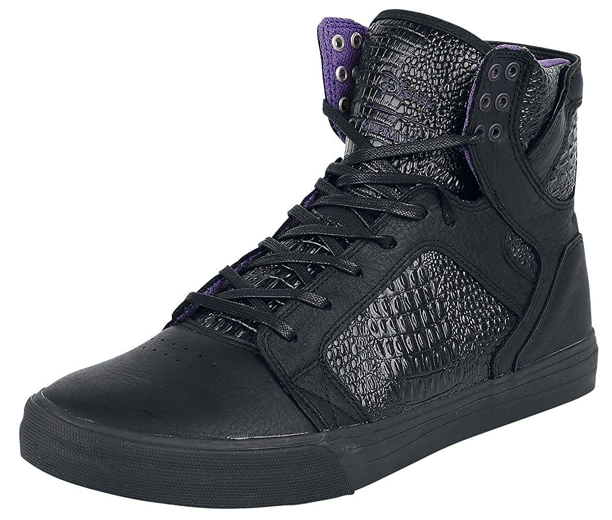 edafa30a98bf Supra Mens Skytop Evil Queen Shoes Size 13  Amazon.ca  Shoes   Handbags