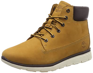 4d5fe6dbd676 Amazon.com  Timberland Big Boys Killington Ca17ri Leather Boots  Shoes