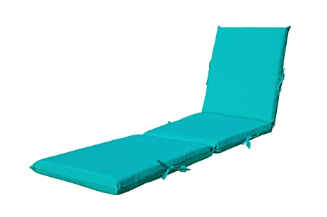 [SewKer] Indoor/Outdoor Patio Chaise Lounge Cushion 3601 3603 (Green)