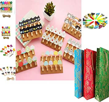 Unique Birthday Return Gift Ideas Set Of 10 Cloth Pin With Rope 10 Pcs Cloth Pin
