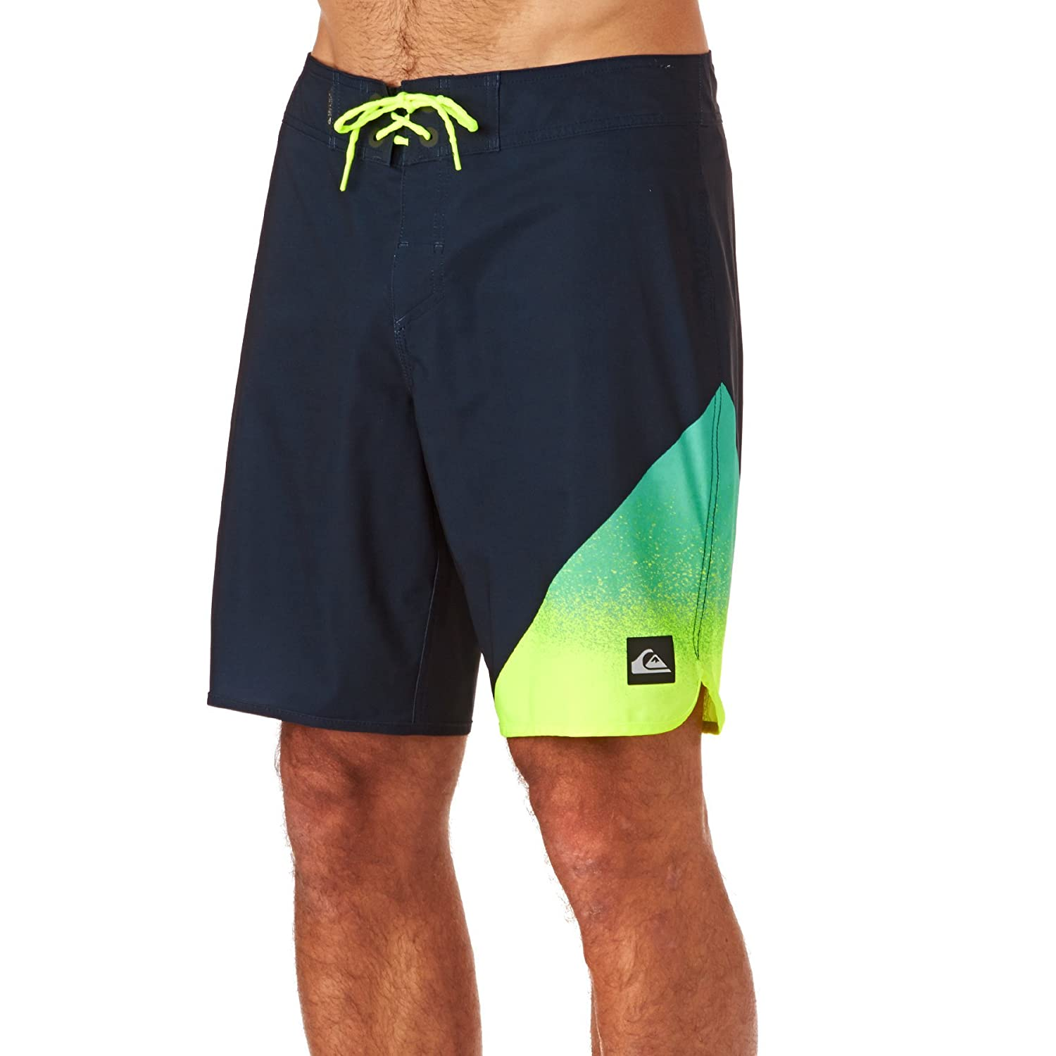 Quiksilver?-?Mens Ag47?New Wave 19?Boardshorts