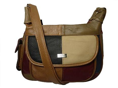 Quenchy London Juego de maletas, negro (multicolor) - QL822