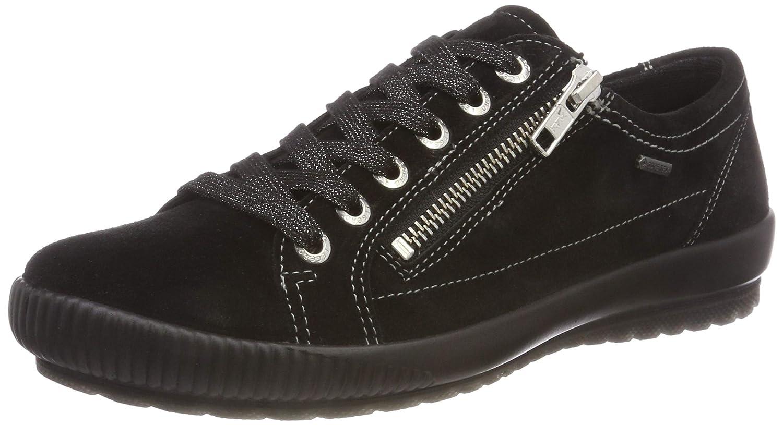 Legero Damen Tanaro Sneaker Schwarz (Schwarz 00)