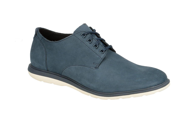Clarks Zapatos Derby Glaston A Pie Para Hombre