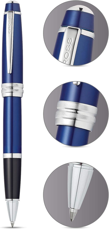 A.T Cross Roller Ball Bailey blu laccato