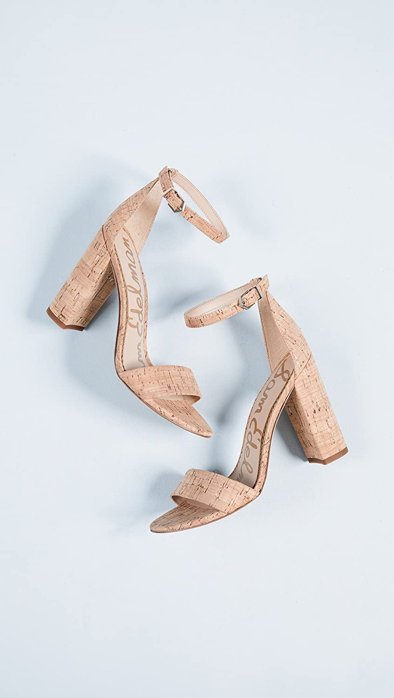 Sam Edelman Womens Yaro Suede Sandals