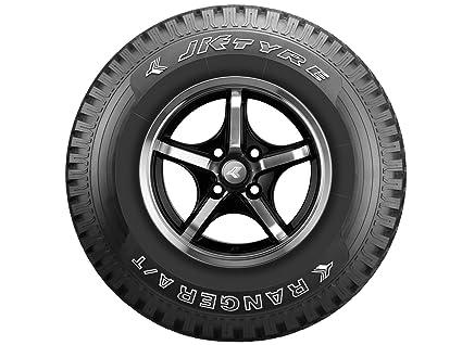 Jk Tyres Ranger A T P215 75 R 15 Tubeless Car Tyre Amazon In Car