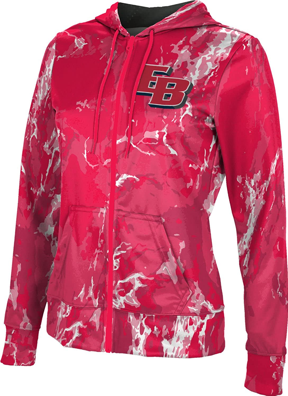 School Spirit Sweatshirt California State University East Bay Girls Zipper Hoodie Marble