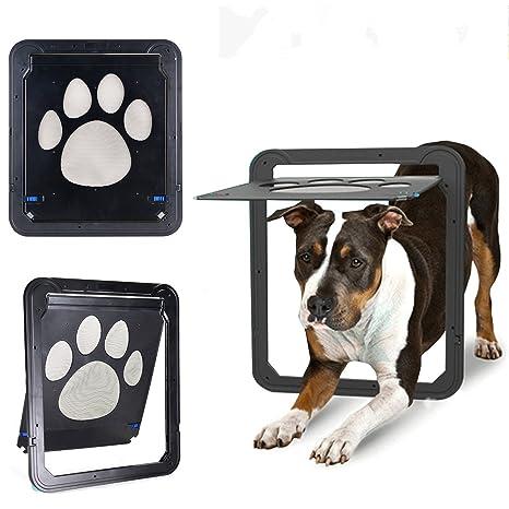 Puerta para mascotas Perros grandes Puerta para gatos Puerta para mascotas Puerta para perros Puerta para ...