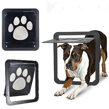 Puerta para mascotas Perros grandes Puerta para gatos Puerta para mascotas Puerta para perros Puerta para