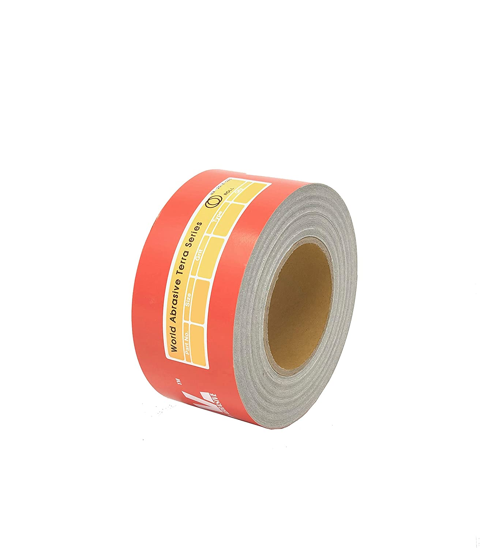 "2-3//4/"" Sandpaper Roll PSA Adhesive Longboard 2-3//4 Inch X 25 Yards, 150 grit"