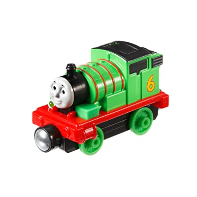 Fisher-Price Thomas & Friends Take-n-Play, Talking Percy: Toys & Games
