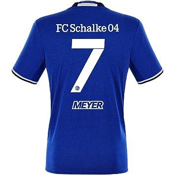 Maillot FC Schalke 04 nouveau