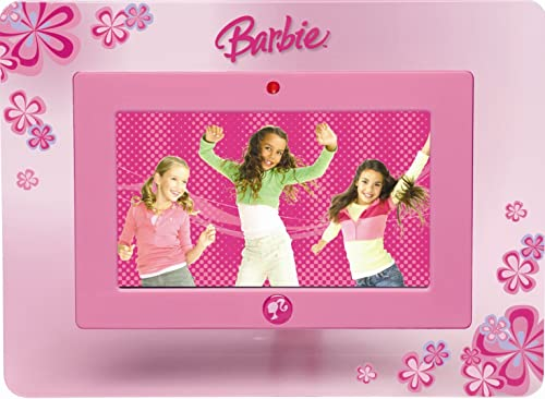 Barbie BAR598 7-Inch LCD Digital Picture Frame
