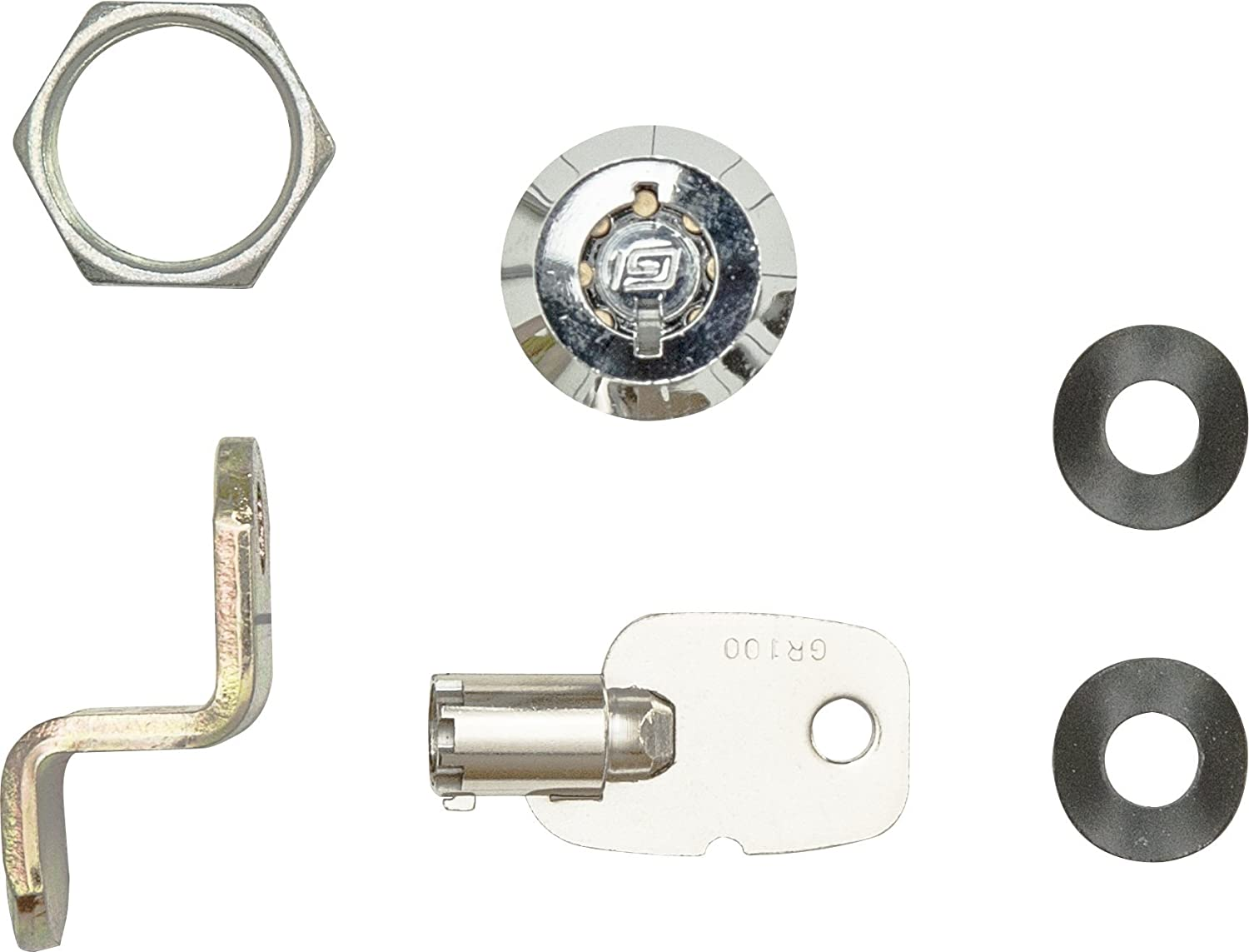 Greenwald Industries 74-1027A Lock and Key