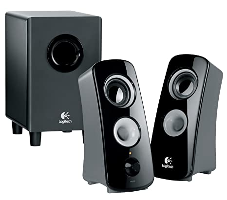 b23980044e1 Amazon.com: Logitech Speaker System Z323 with Subwoofer: Electronics