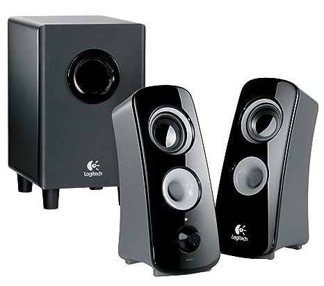 20e1492983e Amazon.com: Logitech Speaker System Z323 with Subwoofer: Electronics