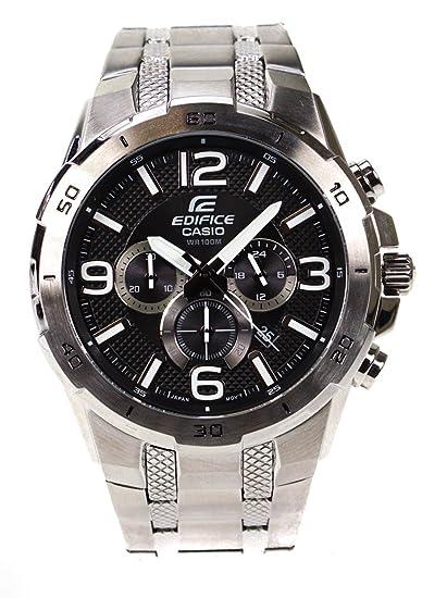 Hombre 1avuefAmazon 538d esRelojes Para Reloj Casio Edifice Efr HW9E2eDIY