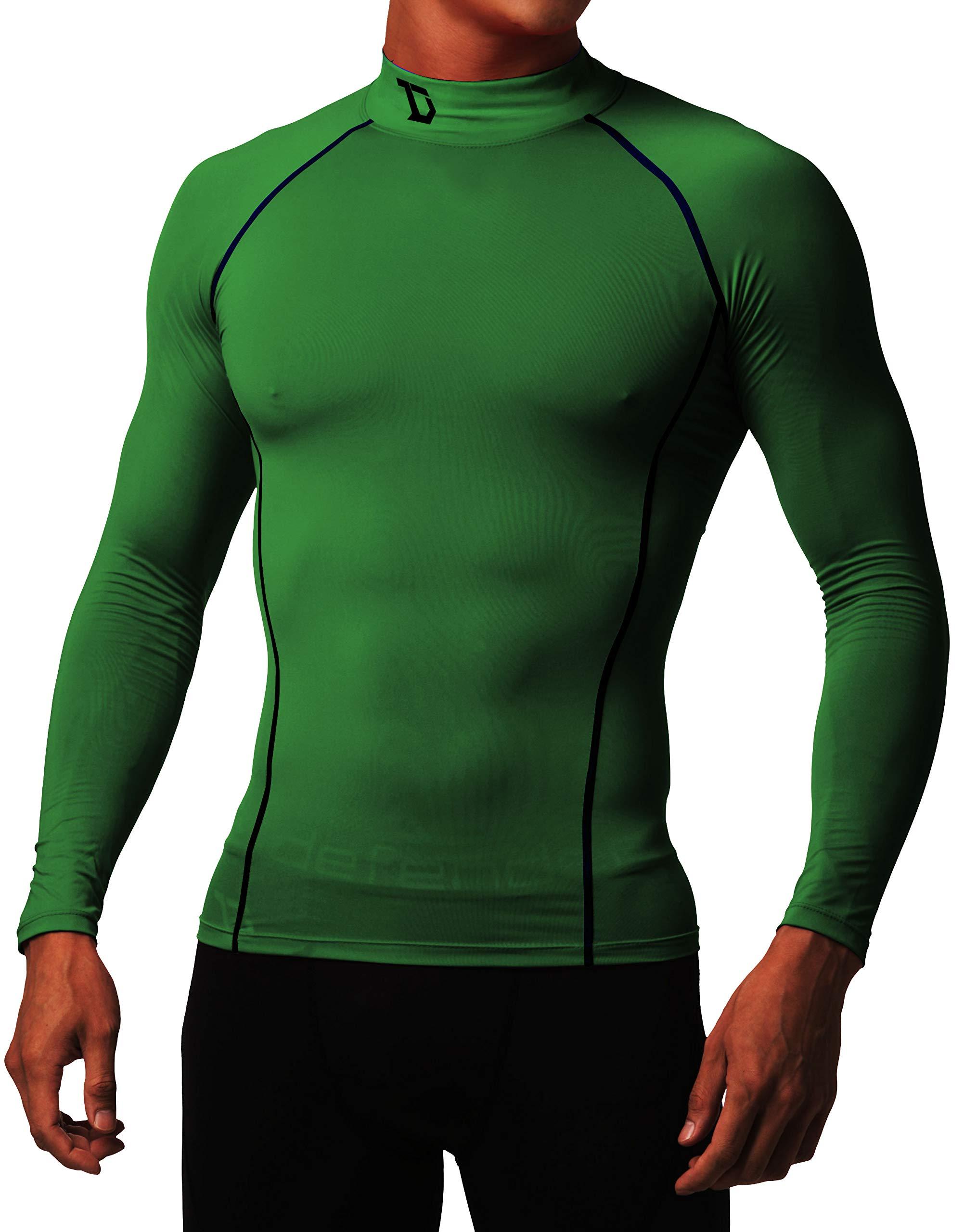 Defender Compression Men Shirt Thermal Under Hombre