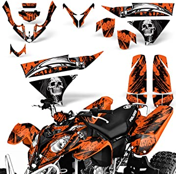 Polaris Predator 500  ATV Quad Graphic Kit