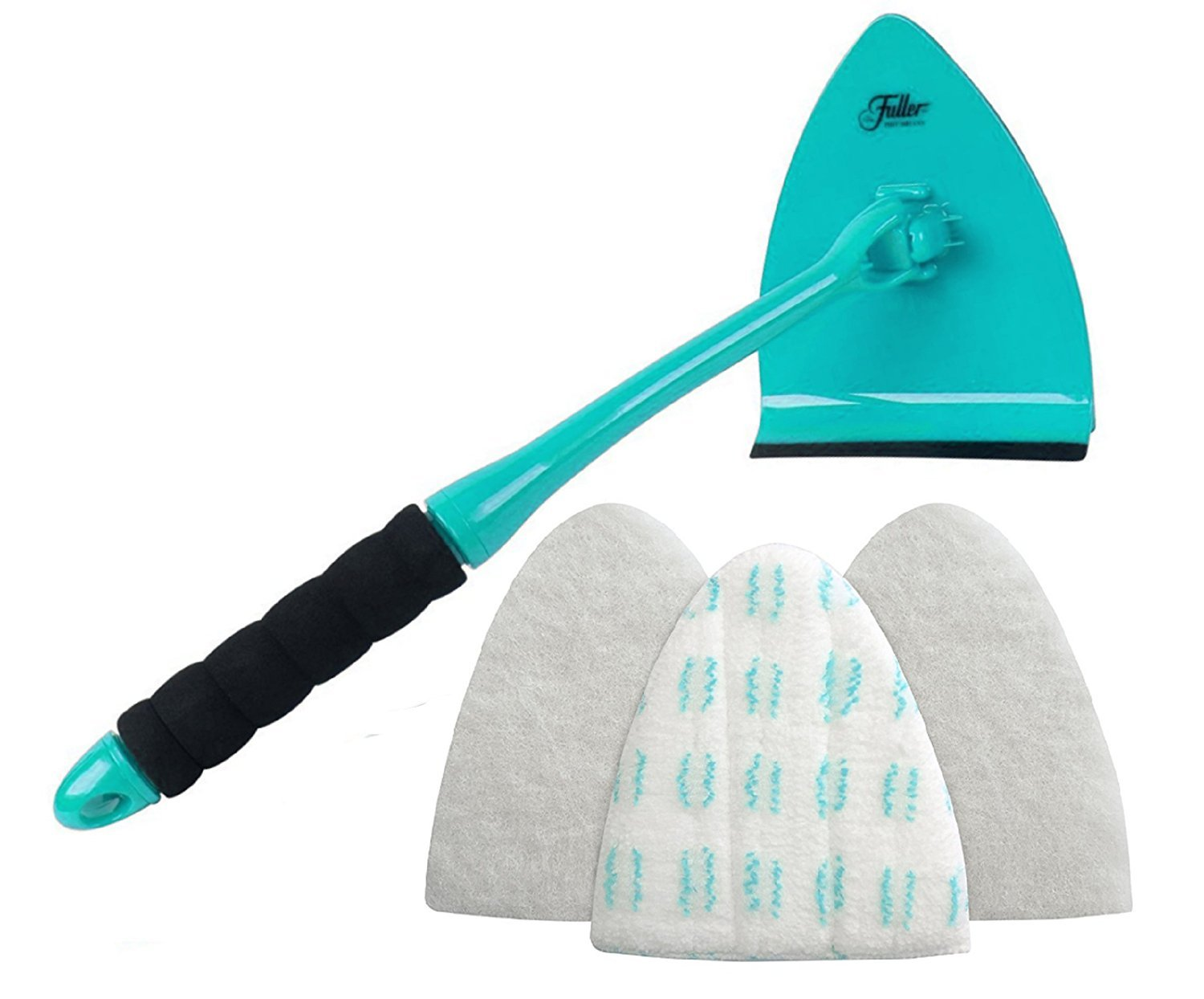 Fuller Brush BathClean Tile and Bathroom Scrubbing Kit with Big EZ Bath Scrubber & Squeege by Fuller Brush (Image #2)
