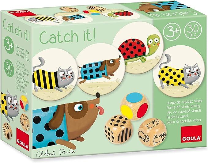 Goula - Catch it (53446): Amazon.es: Juguetes y juegos