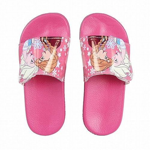 beb184dbe Cerdá Chanclas de Piscina de Frozen 32 33  Amazon.es  Zapatos y complementos