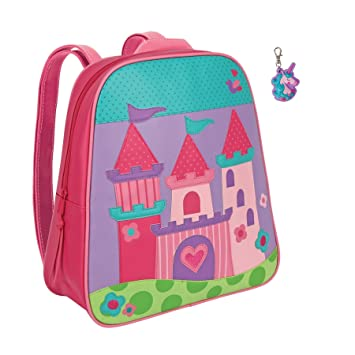 Stephen Joseph Princess Castle Backpack with