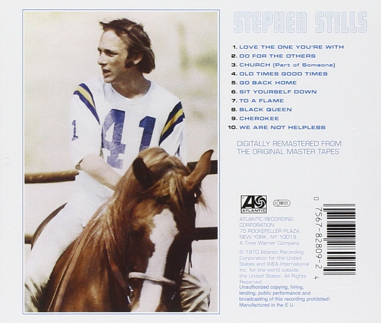 Stephen Stills - Stephen Stills - Amazon.com Music