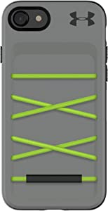 Under Armour UA Protect Arsenal Case for iPhone 8 & iPhone 7 - Graphite/Quirky Lime
