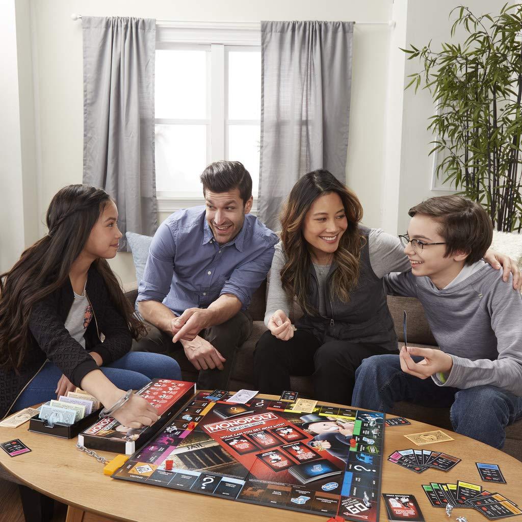 Horas de diversión en Monopoly Tramposo
