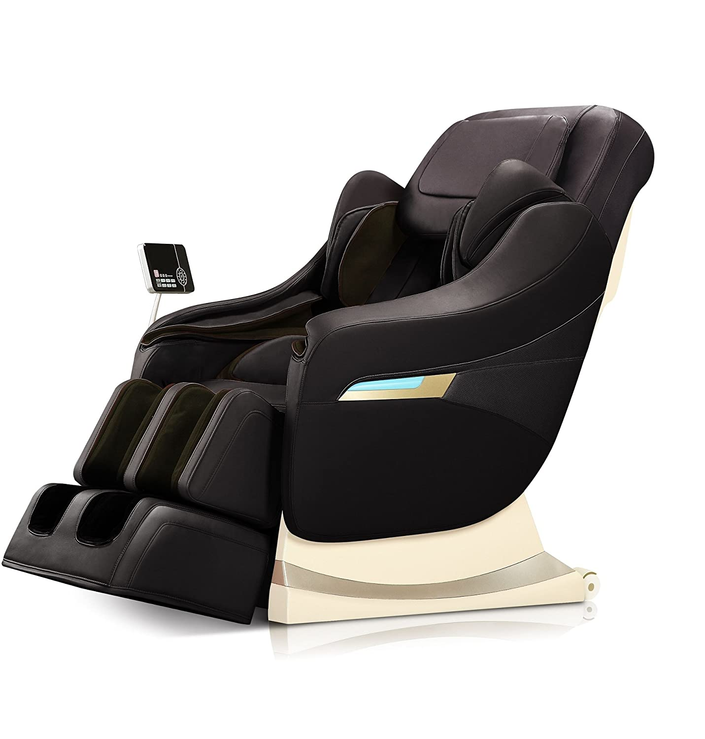 Robotouch Elite Full Featured Smart Luxury Massage Chair RED