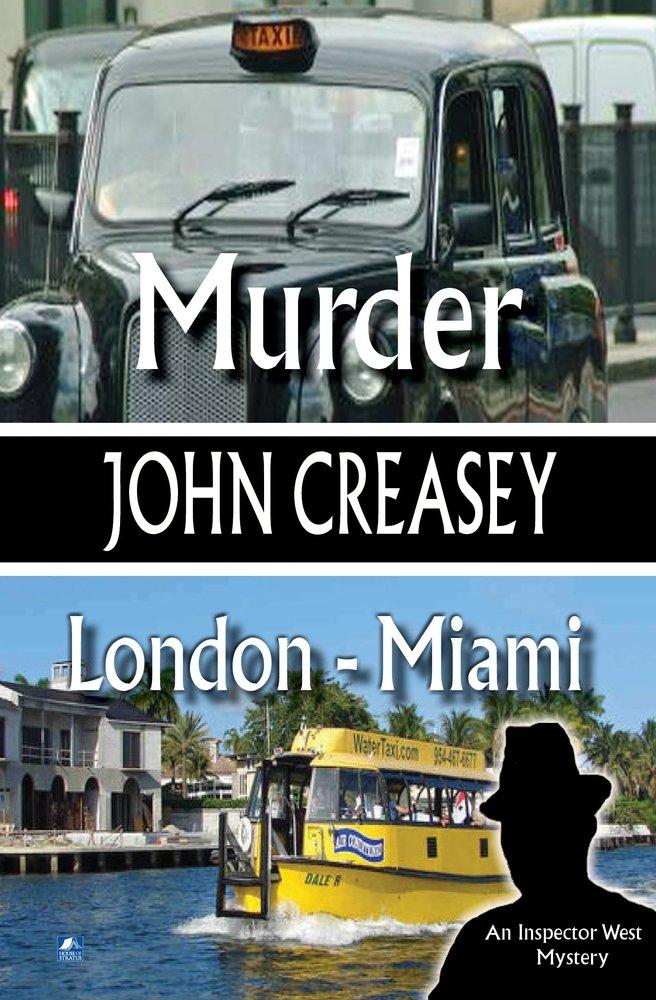 Read Online Murder, London - Miami (Inspector West) ebook