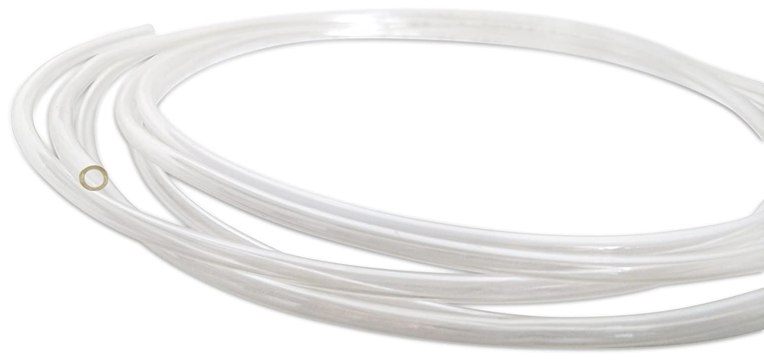 Clear engine fuel line petrol pipe 3mm ID 5mm OD 1M MR-PIPE