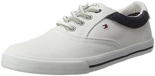 Tommy Hilfiger W3285inston Jr 1d, Zapatillas para Niños: Amazon.es: Zapatos y complementos